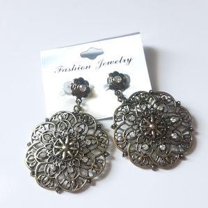 Fashion Jewelry Boho Dangle Earrings